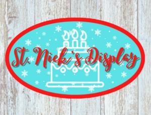 St. Nick's Display Logo