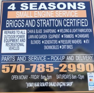 4 seasons small engine service