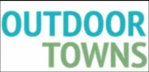 outdoor towns meeting logo